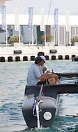 08_00423 © Sander van der Borch. Valencia - Spain,  May 18th 2008 . Extreme40 practice regatta.