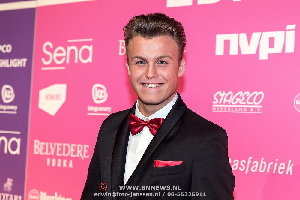NLD/Amsterdam/201702013- Edison Pop Awards 2017,
