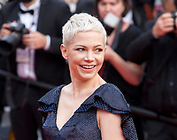 Actress Michelle Williams at the Wonderstruck gala screening,  at the 70th Cannes Film Festival Wednesday May 17th 2017, Cannes, France. Photo credit: Doreen Kennedy