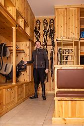 WERNKE Jan<br /> Sattelkammer<br /> Holdorf - Homestory Jan Wernke 2020<br /> www.sportfotos-lafrentz.de/Stefan Lafrentz<br /> 19. Februar 2020