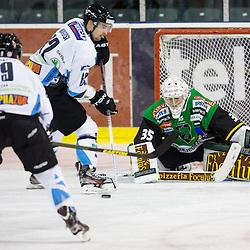 20121030: SLO, Ice Hockey - EBEL League, 17th Round, HDD Telemach Olimpija vs SAPA Fehervar