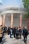 Opening of the Venice Biennale, Giardini, Venice, 9 May 2019