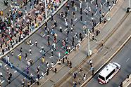 demonstratie in rotterdam