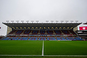 A general view inside Turf Moor prior to the Premier League match between Burnley and West Ham United at Turf Moor, Burnley, England on 30 December 2018.