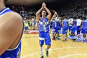 DESCRIZIONE : Campionato 2014/15 Serie A Beko Grissin Bon Reggio Emilia -  Dinamo Banco di Sardegna Sassar Finale Playoff Gara1<br /> GIOCATORE : Giacomo Devecchi<br /> CATEGORIA : Ritratto Delusione Postgame<br /> SQUADRA : Dinamo Banco di Sardegna Sassari<br /> EVENTO : LegaBasket Serie A Beko 2014/2015<br /> GARA : Grissin Bon Reggio Emilia - Dinamo Banco di Sardegna Sassari Finale Playoff Gara1<br /> DATA : 14/06/2015<br /> SPORT : Pallacanestro <br /> AUTORE : Agenzia Ciamillo-Castoria/GiulioCiamillo