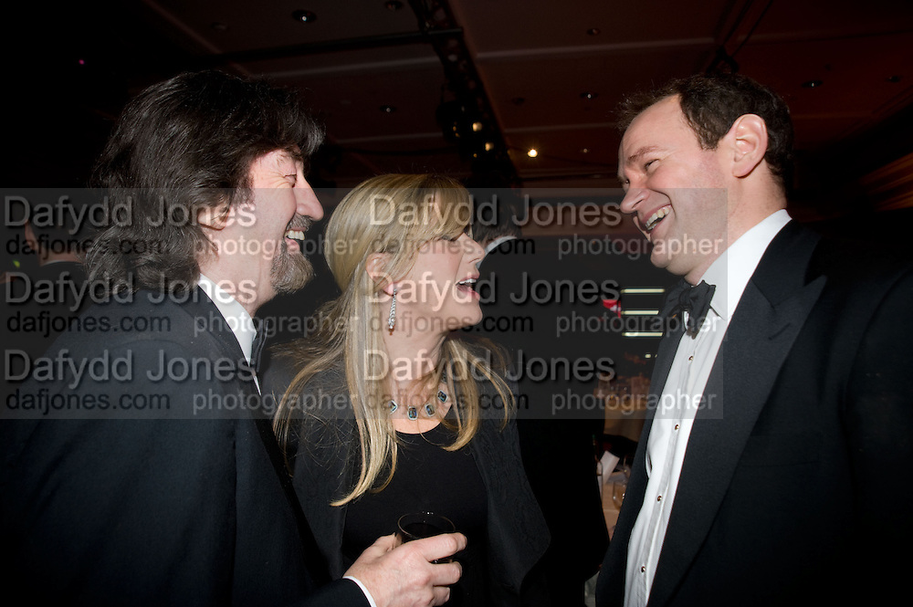 Trevor Nunn; Imogen stubbs; Alexander Armstrong; , The Costa Book of the Year Award at the Costa Book Awards. The Intercontinental Hotel, Hamilton Place. London. 27 January 2009 *** Local Caption *** -DO NOT ARCHIVE -Copyright Photograph by Dafydd Jones. 248 Clapham Rd. London SW9 0PZ. Tel 0207 820 0771. www.dafjones.com<br /> Trevor Nunn; Imogen stubbs; Alexander Armstrong; , The Costa Book of the Year Award at the Costa Book Awards. The Intercontinental Hotel, Hamilton Place. London. 27 January 2009