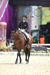 Carvalho, Goncalo, Rubi <br /> London - Olympische Spiele 2012<br /> <br /> Dressur Grand Prix de Dressage<br /> © www.sportfotos-lafrentz.de/Stefan Lafrentz