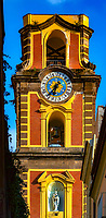 **Campanile della Cattedrale dei Santi Filippo e Giacomo – Sorrento<br />