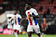 Jeffrey Schlupp (15) of Crystal Palace during the EFL Cup match between Bournemouth and Crystal Palace at the Vitality Stadium, Bournemouth, England on 15 September 2020.