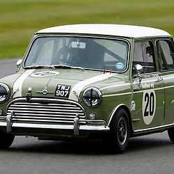GOODWOOD REVIVAL....Oliver Gavin during qualifying for the weekend races...(c) STEPHEN LAWSON | SportPix.org.uk