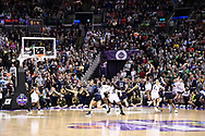 01 APR 2018: Mississippi State Lady Bulldogs take on the Notre Dame Fighting Irish during the Championship Game of the 2018 Women's Final Four in Columbus, OH. Evert Nelson/NCAA Photos