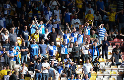 Bristol rovers sing as there team come out. - Mandatory by-line: Alex James/JMP - 17/09/2016 - FOOTBALL - Coral Windows Stadium - Bradford, England - Bradford City v Bristol Rovers - Sky Bet League One