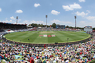 Cricket - South Africa v India 2nd Test Day 2