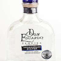 Don Eduardo silver -- Image originally appeared in the Tequila Matchmaker: http://tequilamatchmaker.com