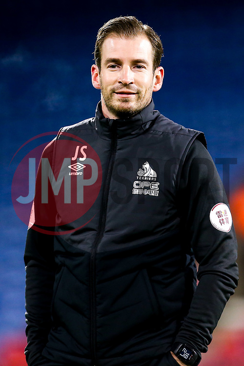 Huddersfield Town manager Jan Siewert - Mandatory by-line: Robbie Stephenson/JMP - 29/01/2019 - FOOTBALL - The John Smith's Stadium - Huddersfield, England - Huddersfield Town v Everton - Premier League