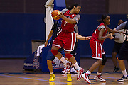 Maya Moore in action during the 2012 USA Women's Basketball team practice at Bender Arena  in Washington, DC.  July 15, 2012  (Photo by Mark W. Sutton)