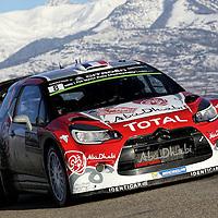 Rally : 84. Monte-Carlo
