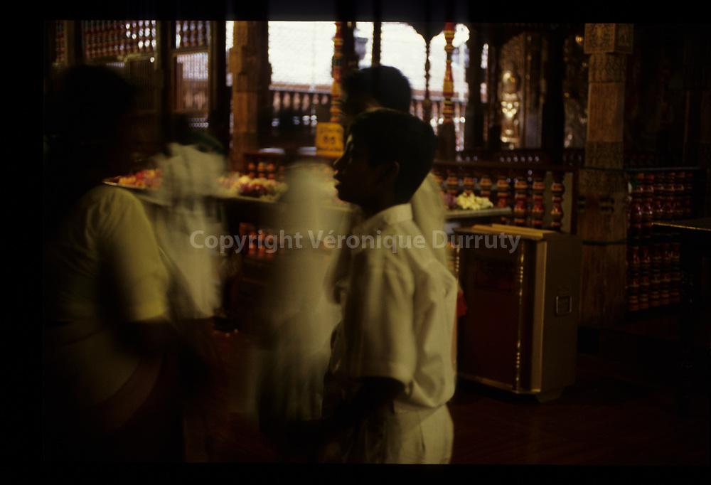 Temple de Kandy, Sri Lanka // Kandy temple, Sri lanka