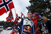 Mikkelsen Andreas, Volkswagen Motorsport Ii, Volkswagen, Polo R Wrc, Ambiance Portraitduring the 2016 WRC World Rally Car Championship, Sweden rally from February  12 to 14, at Hagfors - Photo Francois Baudin / DPPI