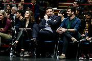 Turkoglu<br /> AX Armani Exchange Milano - Darussafaka Tekfen Istanbul<br /> Turkish Airlines Euroleague 2018/2019<br /> Milano 08/02/19<br /> Ciamillo - Castoria // Foto Vincenzo Delnegro