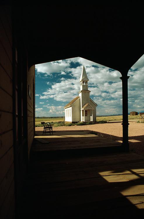 Silverado, New Mexico.