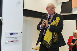 Dunfermline museum opening,Dunfermline, 6-9-2017<br /> <br /> Provist Jim Leishman<br /> <br /> (c) David Wardle | Edinburgh Elite media