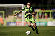 Kyle Taylor of Forest Green Rovers in action during the EFL Sky Bet League 2 match between Forest Green Rovers and Stevenage at the New Lawn, Forest Green, United Kingdom on 21 September 2019.