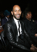 Sam Fine at The Thurgood Marshall College Fund 3rd Annual Front Row Fashion Show which celebrates the spirit of innovation in Fashion held  at the Roseland Ballroom on October 25, 2008 in New York City..The Thurgood Marshall College Fund Inc. named for the late U.S. Supreme Court Associate Justice was established in 1987 and represents 47 public Historically Black Colleges and Universities(HBCUs) located in 22 states with a population of well over 235, 000 students. Thurgood Marshall College Fund is the only historically organization that empowers outstanding students attending public Historically Black Colleges and Universities(HBCUs) to become highly valued graduates by leveraging partnerships, providing resources and creating distinctive career development experience.