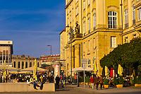 Altmarkt, Dresden, Saxony, Germany