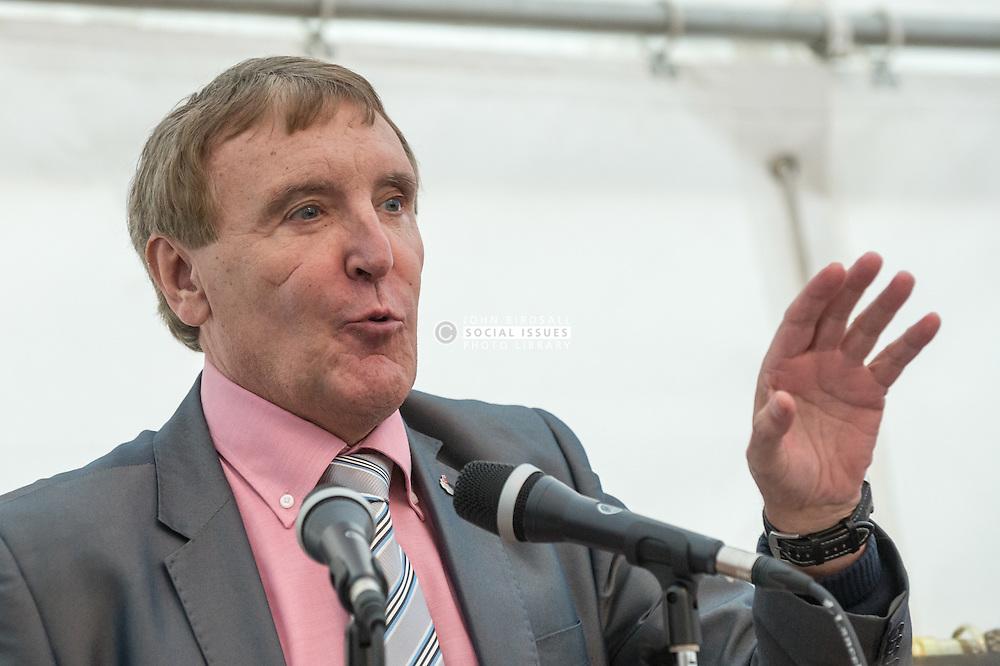 Tony Woodley, Former General Secretary of Unite the Union