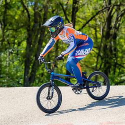 05-05-2020: Wielrennen: BMX KNWU: Papendal Merle van Benthem