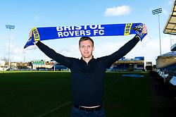 Bristol Rovers announce the signing of Tony Craig - Mandatory by-line: Dougie Allward/JMP - 31/01/2018 - FOOTBALL