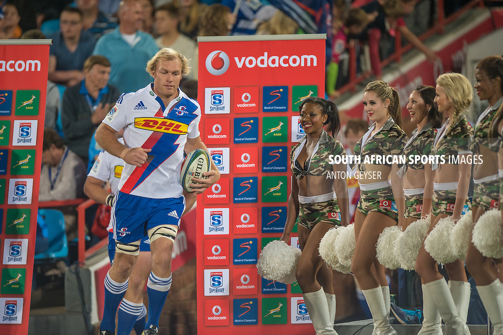 LOFTUS VERSFELD, SOUTH AFRICA - MAY 10: Schalk Burger of the Stormers in action during the Super Rugby match between the Vodacom Blue Bulls  and the DHL Stormers played at Loftus Versfeld, Pretoria, South Africa. (Photo by Anton Geyser)