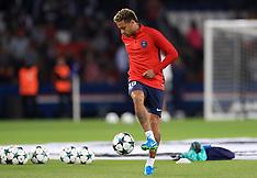 Paris Saint-Germain v Bayern Munich - 27 September 2017