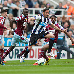 Newcastle v West Ham | Premier League | 24 May 2015
