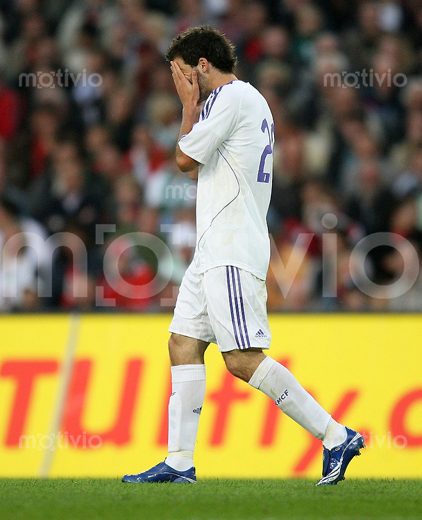 Fussball INTERNATIONAL Primera Division  Saison 2007/2008 Gonzalo HIGUAIN (Real Madrid)