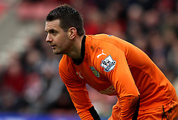 Burnley's Thomas Heaton - Photo mandatory by-line: Robbie Stephenson/JMP - Mobile: 07966 386802 - 21/03/2015 - SPORT - Football - Southampton - ST Marys Stadium - Southampton v Burnley - Barclays Premier League