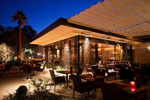 Eight Months Out Of The Year, Arizona Diners Can Enjoy Outdoor Patios Like  The One