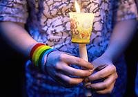 Orlando Mass Shooting Vigil in New York City