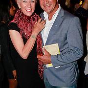 NLD/Amsterdam/20110713 - AIFW 2011 Summer, show Spijker & Spijker, Wubbo ockels en partner Joos Swaving