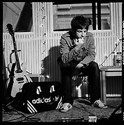 Noel Gallagher, Abbey Road Studios, 2007.