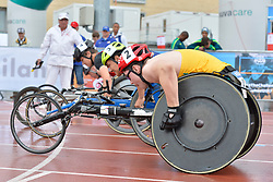 06/08/2017; Rizzo, Samuel, T54, AUS at 2017 World Para Athletics Junior Championships, Nottwil, Switzerland