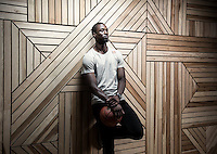 Golden State Warriors forward<br /> NBA Player <br /> Harrison Barnes<br /> Photographed for<br /> Red Bull Photofiles in Santa Monica CA.<br /> <br /> Date 6/26/15<br /> Time 4:12:23 PM<br /> <br /> Shutter Speed 1/250<br /> Aperture 6.3<br /> ISO 200<br /> <br /> Lens focal length 48mm