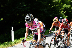 Mara Abbott (Wiggle High5) at Giro Rosa 2016 - Stage 6. A 118.6 km road race from Andora to Alassio, Italy on July 7th 2016.