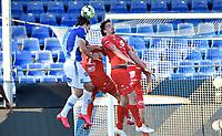 Fotball , 02. juli 2020 , Eliteserien  ,  Sarpsborg - Brann<br /> Vegard Forren   , Brann <br /> Jørgen Horn , S08