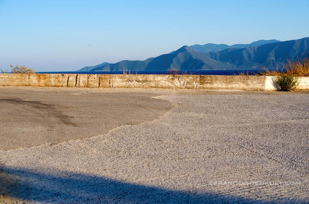 Grece, Peloponese, Sambatiki