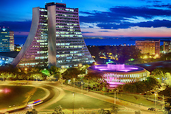 Vista aéŽrea da sede da PROCERGS - Cia de Processamento de Dados do Estado do Rio Grande do Sul, em Porto Alegre. FOTO: Jefferson Bernardes/Preview.com
