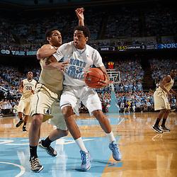 2013-02-05 Wake Forest at North Carolina basketball