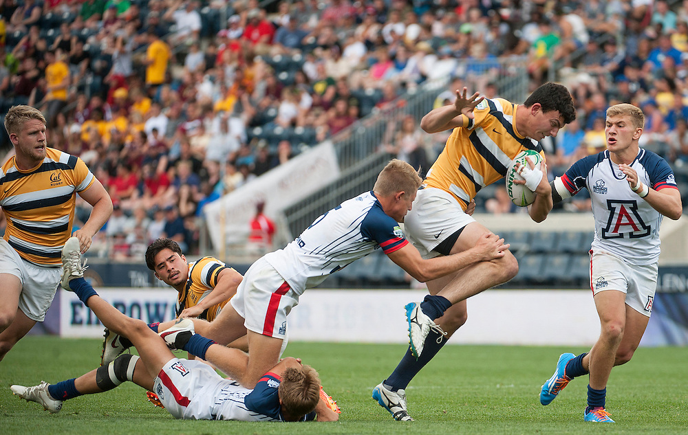 Teams compete in the knockout stages of the 2016 Penn Mutual Collegiate Rugby Championship. Saturday June 4, 2016.  <br /> <br /> Jack Megaw<br /> <br /> www.jackmegaw.com<br /> <br /> 610.764.3094<br /> jack@jackmegaw.com