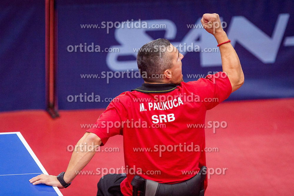 PALIKUCA Mitar during day 3 of 15th EPINT tournament - European Table Tennis Championships for the Disabled 2017, at Arena Tri Lilije, Lasko, Slovenia, on September 30, 2017. Photo by Ziga Zupan / Sportida